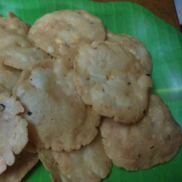 Photo of  riceflour fritters  by Pamidi Reshmitha at BetterButter