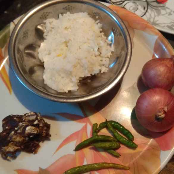 Photo of Onion tamarind stir fry rice by Pamidi Reshmitha at BetterButter