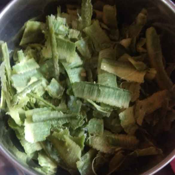 Photo of Ridgegourd peel stirfry  by Pamidi Reshmitha at BetterButter