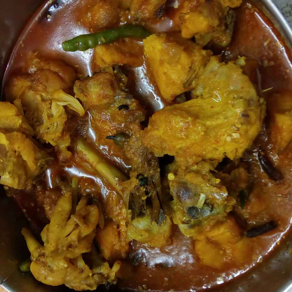 Photo of Yogurt Chicken by Panchali Chakraborty at BetterButter