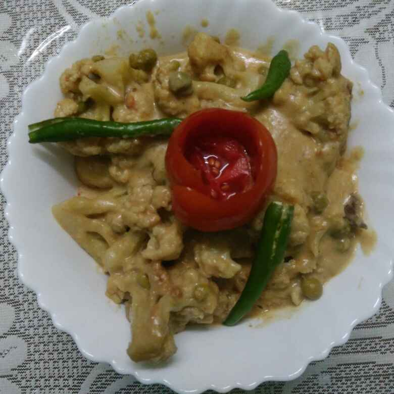 Photo of Cauliflower Roast by Panchali Chakraborty at BetterButter