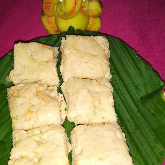 Photo of Guro dudher kalakand by Papia Chakrabarty at BetterButter
