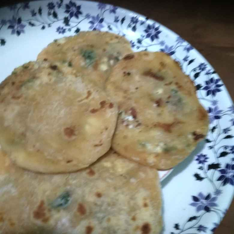 Photo of Paneer kulcha by Papia Datta at BetterButter