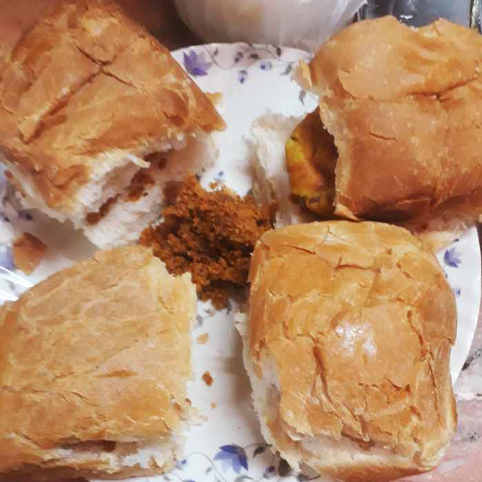 How to make বড়া পাও