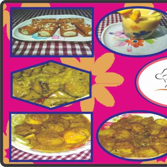 Papiya Modak food blogger