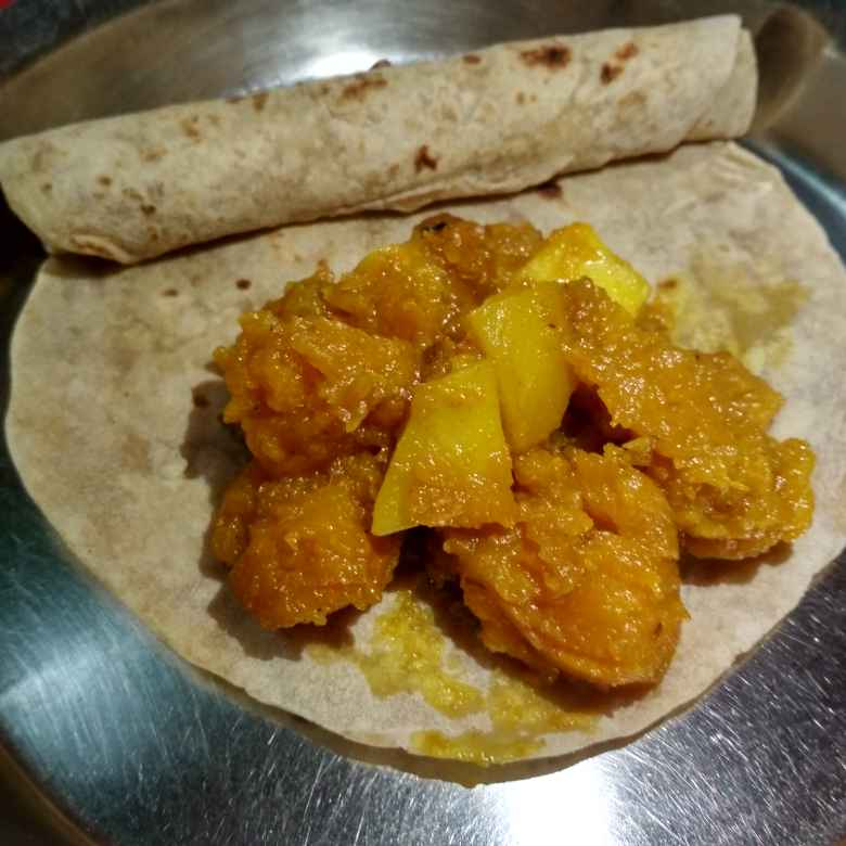 Photo of pumkin curry by Papiya Modak at BetterButter