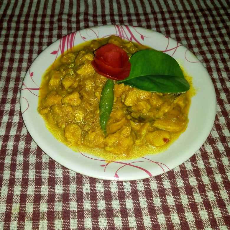 Photo of chicken keema kosha by Papiya Modak at BetterButter