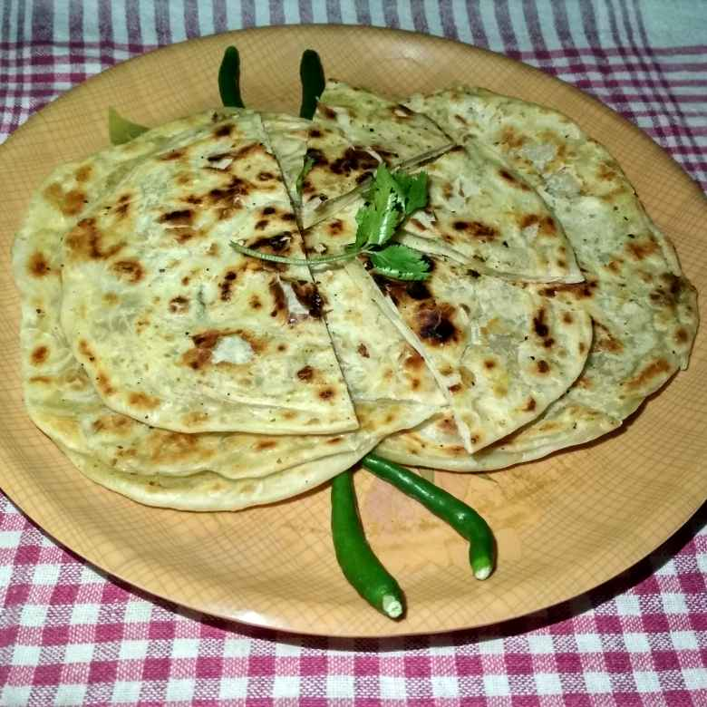 Photo of Aloo Paratha by Papiya Modak at BetterButter