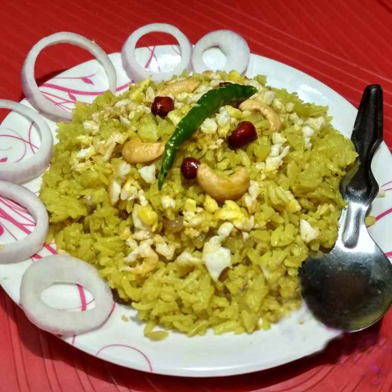 Photo of Poha Pulao by Papiya Modak at BetterButter