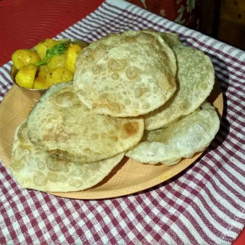 Photo of Green Peas Kachori by Papiya Modak at BetterButter