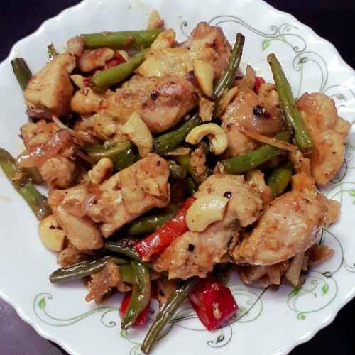 Photo of Stir fry orange chicken by Papiya Nandi at BetterButter