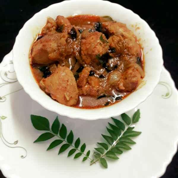 Photo of Chicken chettinad by Papiya Nandi at BetterButter