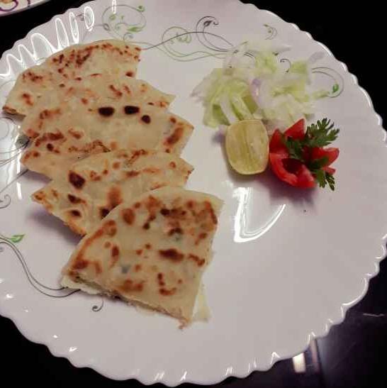 Photo of Cheese chicken pan kulcha by Papiya Nandi at BetterButter