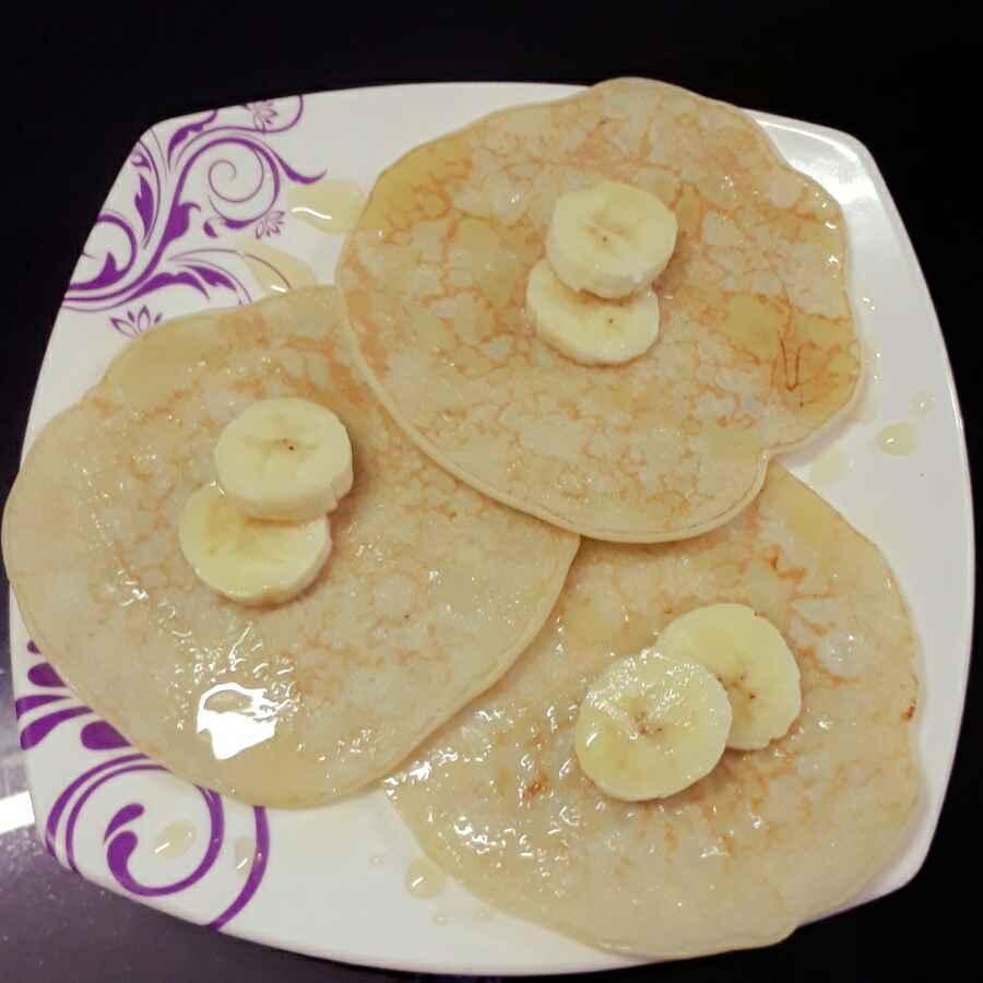 Photo of Banana pancake by Papiya Nandi at BetterButter