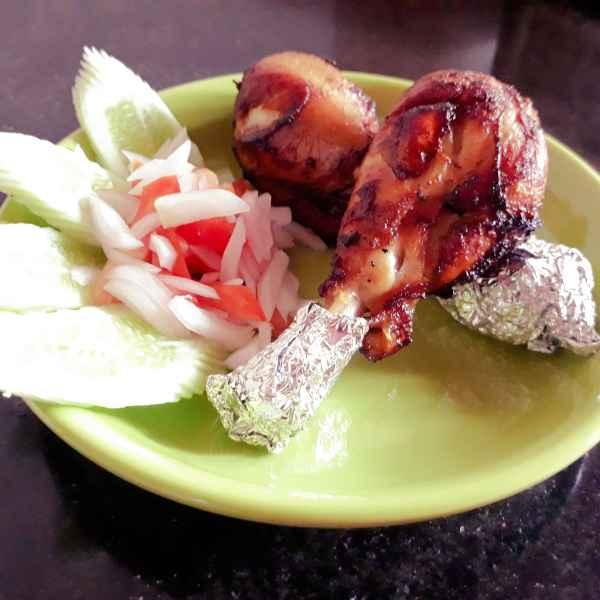 Photo of Bake chicken drumstick by Papiya Nandi at BetterButter