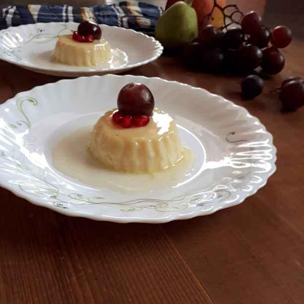 Photo of Caramel pudding by Papiya Nandi at BetterButter