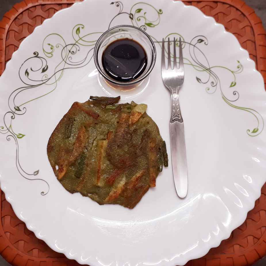 Photo of Veggies pancake by Papiya Nandi at BetterButter