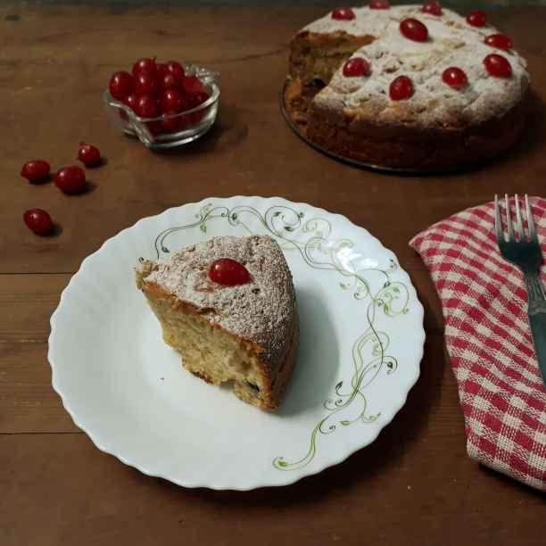 Photo of Mix fruit cake by Papiya Nandi at BetterButter