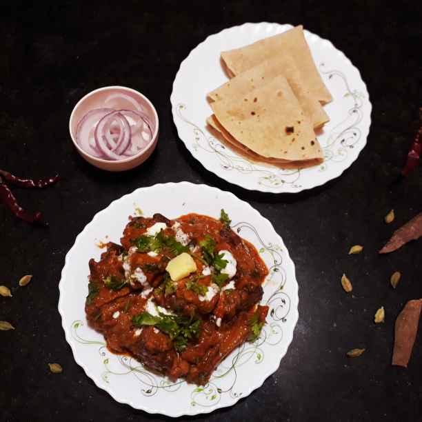 Photo of Amritsari chicken curry by Papiya Nandi at BetterButter