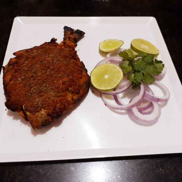 Photo of Tandoori pomfret by Papiya Nandi at BetterButter