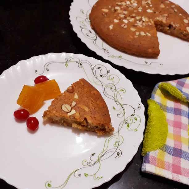 Photo of Rice orange cake by Papiya Nandi at BetterButter