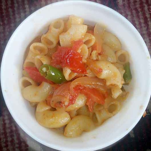 Photo of Hot n sour Pasta by Faria Jahan at BetterButter