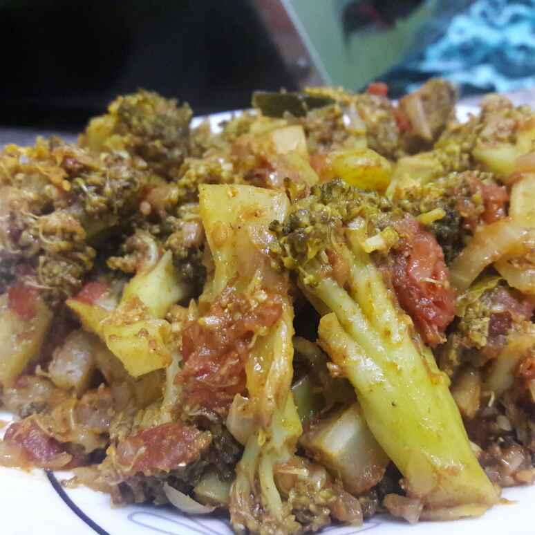 Photo of Broccoli masal by Paramasivam Sumathi at BetterButter