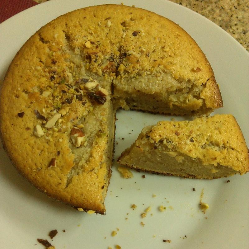 How to make Oats Sponge Cake
