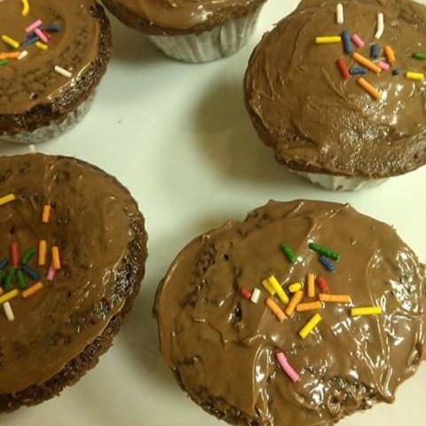 How to make Ragi Flour Chocolate Cup cake Egg less