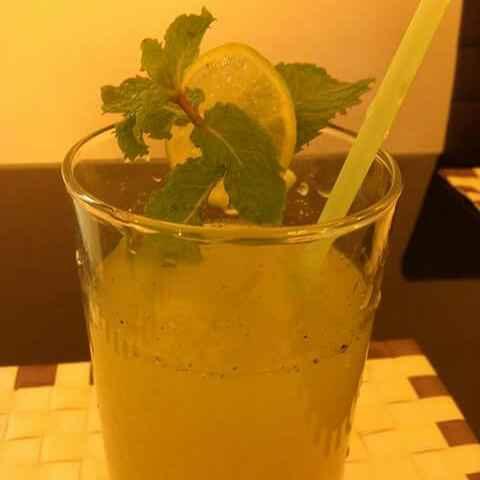How to make Lemon mint