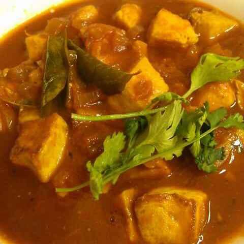Photo of Tofu Masala Gravy by Paramita Majumder at BetterButter