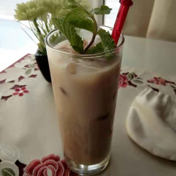 How to make Thai iced tea / thai tea