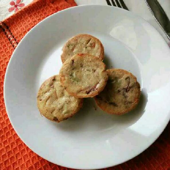 How to make मिनी बेसन क्विचे