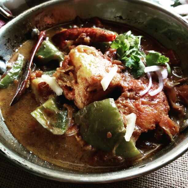 Photo of RESTAURENT styleKadai fish/ karahi fish by Paramita Majumder at BetterButter