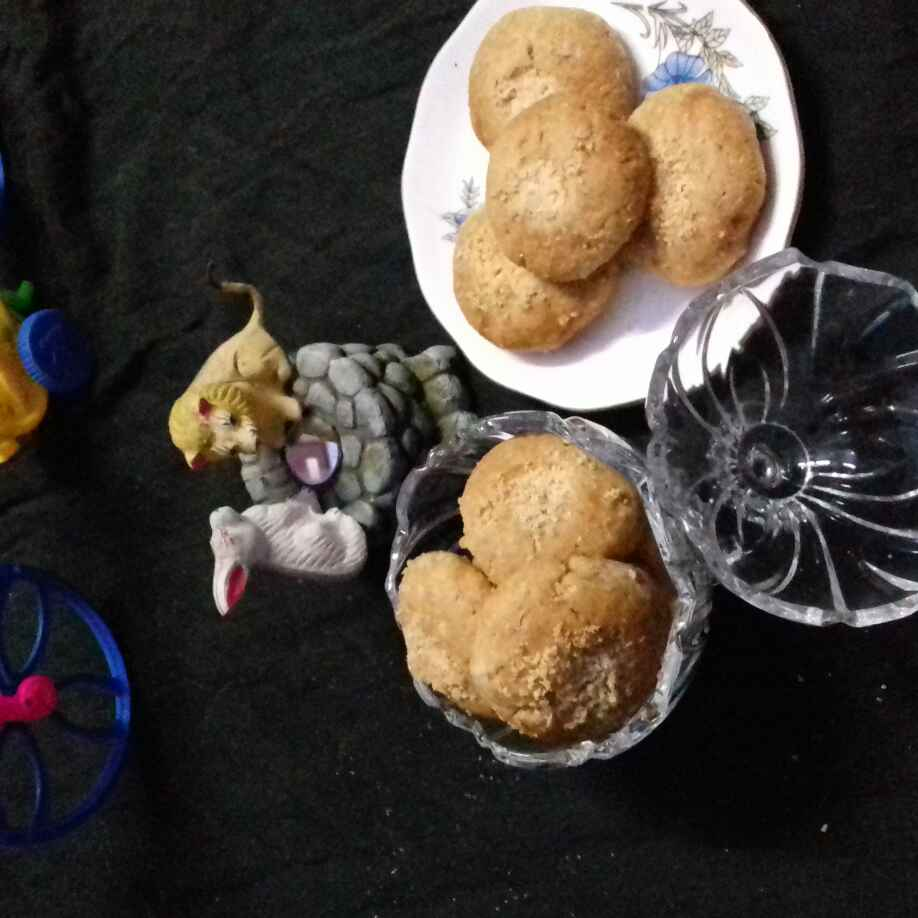 Photo of Coconut cookies by Mitali Ghosh Ghosh at BetterButter