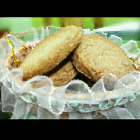 Photo of Wheat flour coconut cookies by Parul Bansal at BetterButter