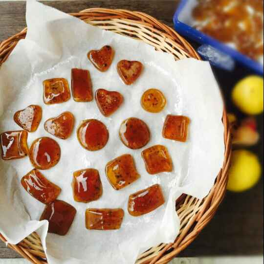 Photo of Honey cough drops by Parul Bansal at BetterButter