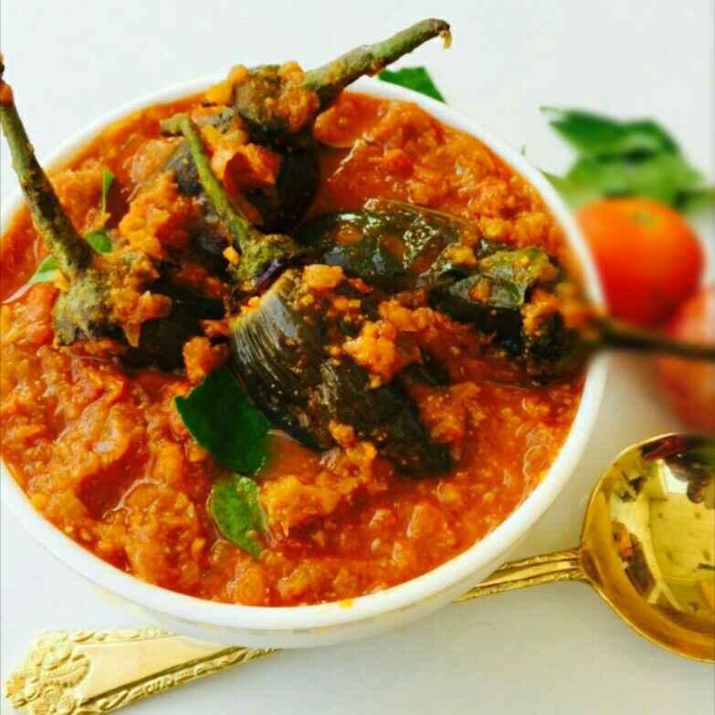 How to make Gutti Vankaya kura