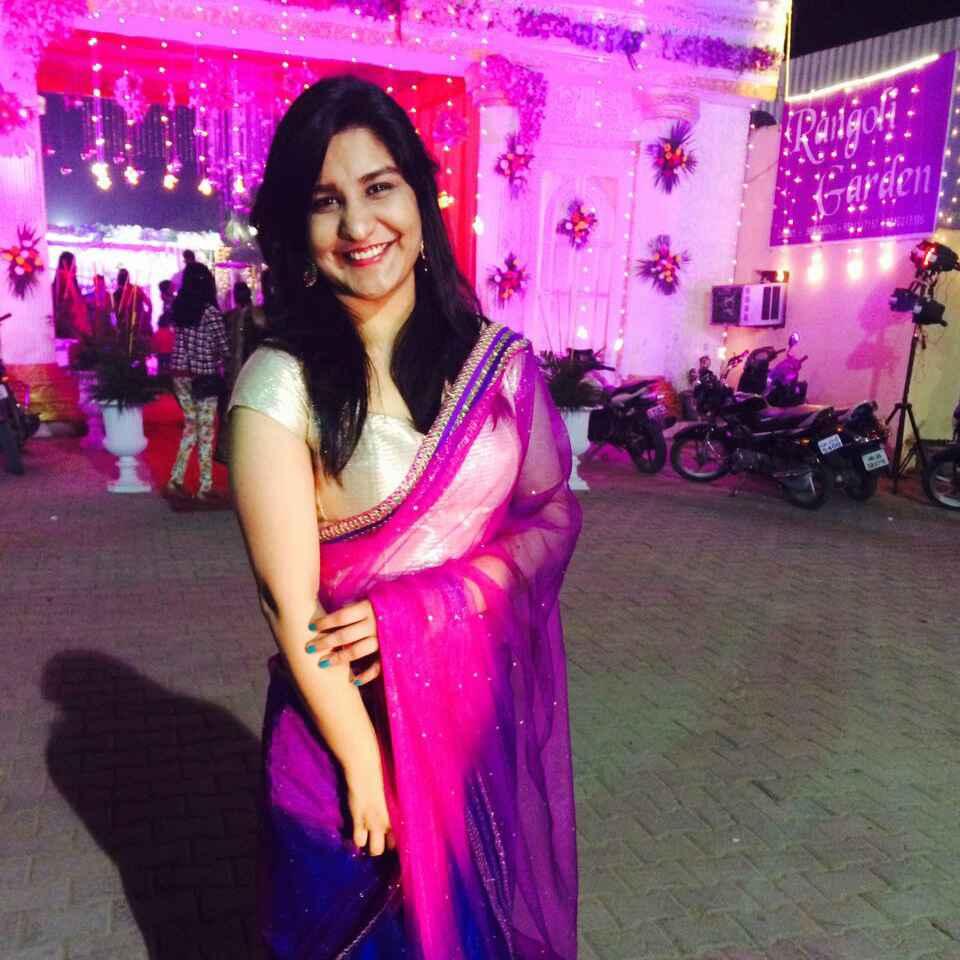 Parul Goel food blogger