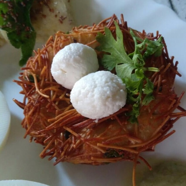 How to make Bird nest