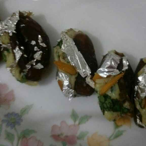 How to make Khajur Epaan Bahar