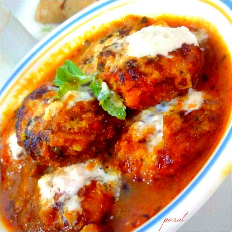 Photo of Lauki poha kofte in appe pan by Parul Jain at BetterButter