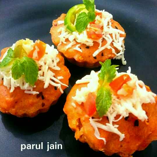 Photo of Cheese muffins  by Parul Jain at BetterButter