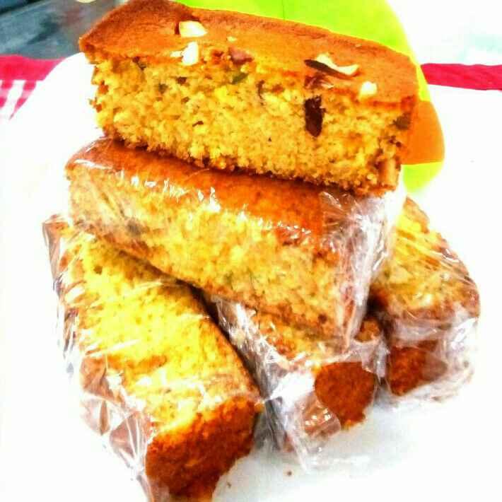 Photo of Elaichi malai cake by Parul Jain at BetterButter