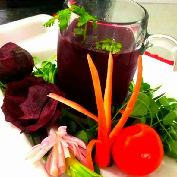 Photo of Beetroot Smoothie by Parul Jain at BetterButter