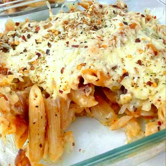 Photo of Cheese Pasta by Parul Jain at BetterButter