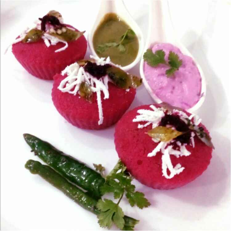 Photo of Beetroot Muffins by Parul Jain at BetterButter