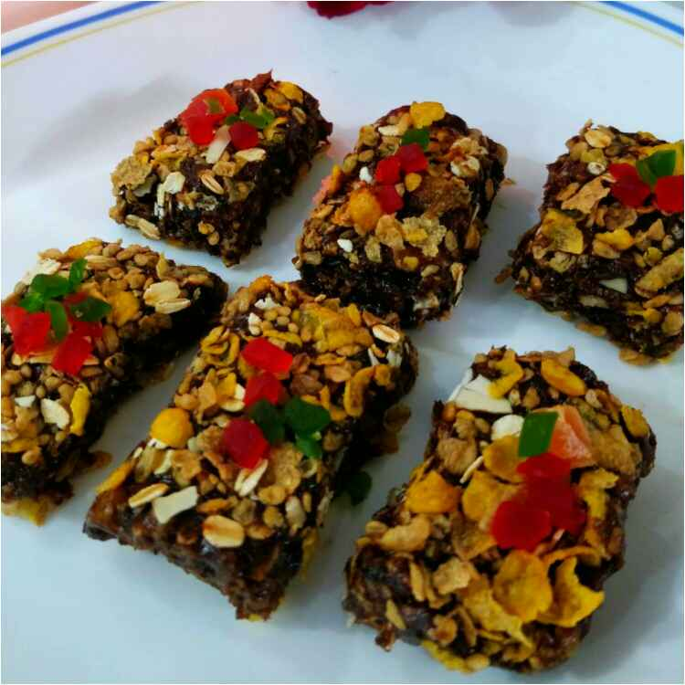 Photo of Energy bars by Parul Jain at BetterButter