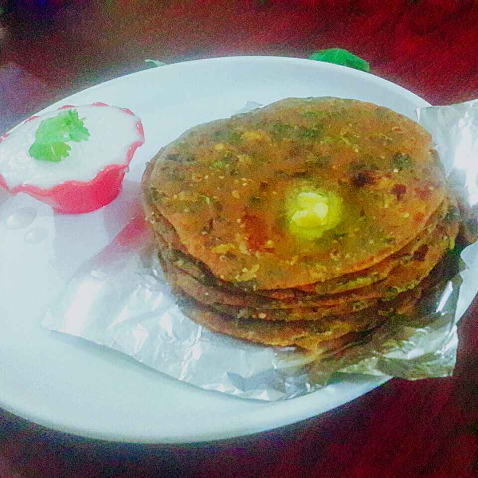Photo of Methi ke theple by Parul Sharma at BetterButter