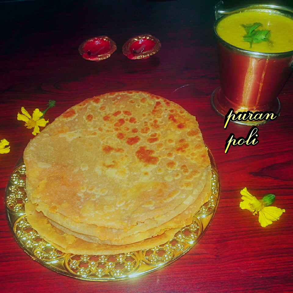 Photo of Puran poli by Parul Sharma at BetterButter